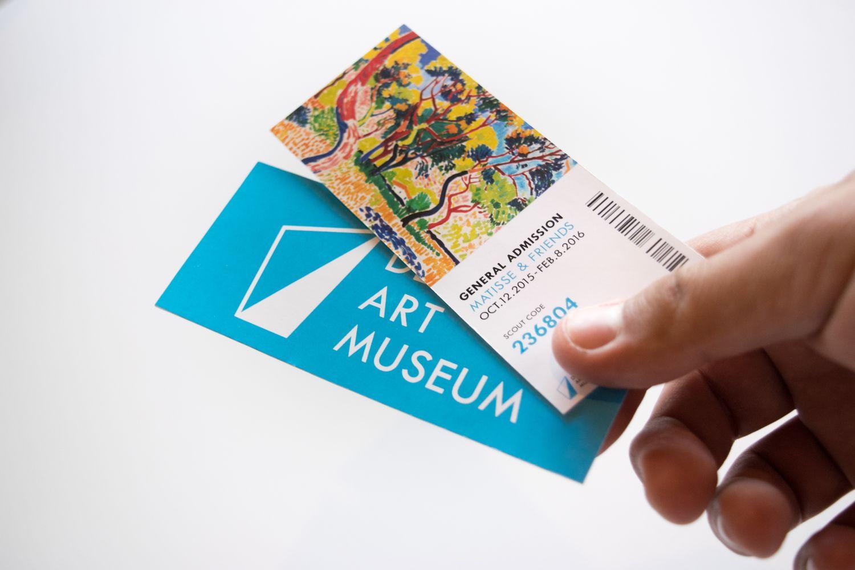 Resultado de imagen para museum tickets