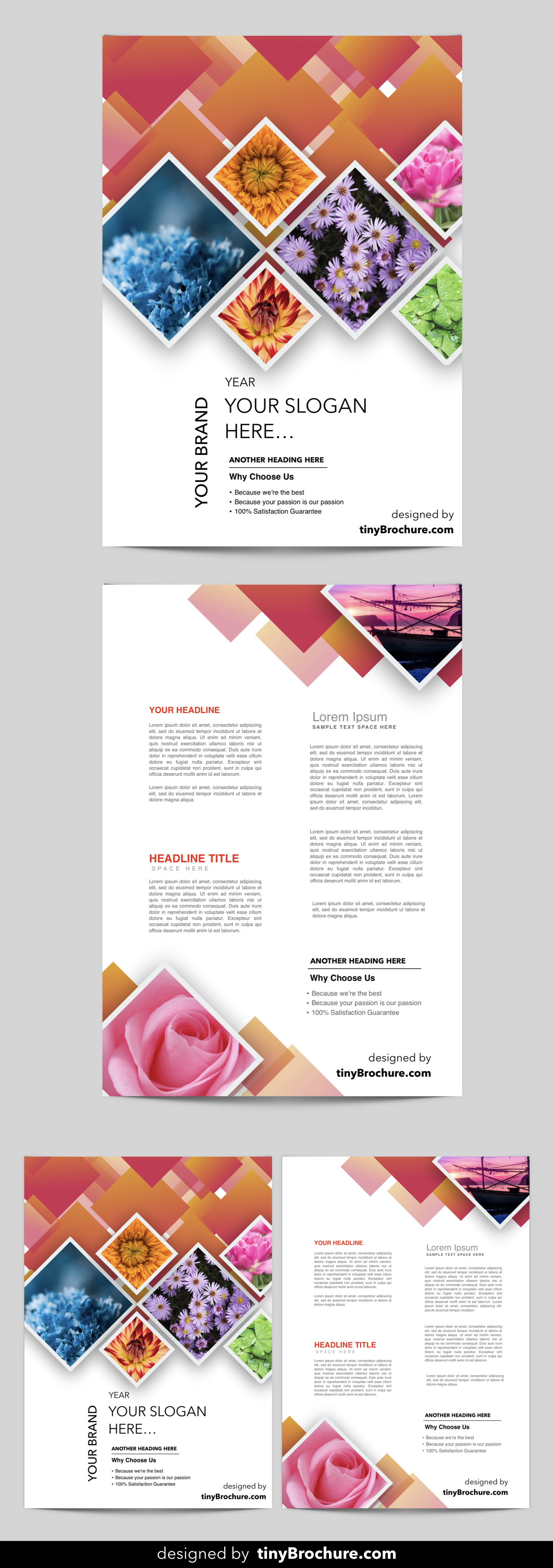 google docs brochure template trifold brochure template