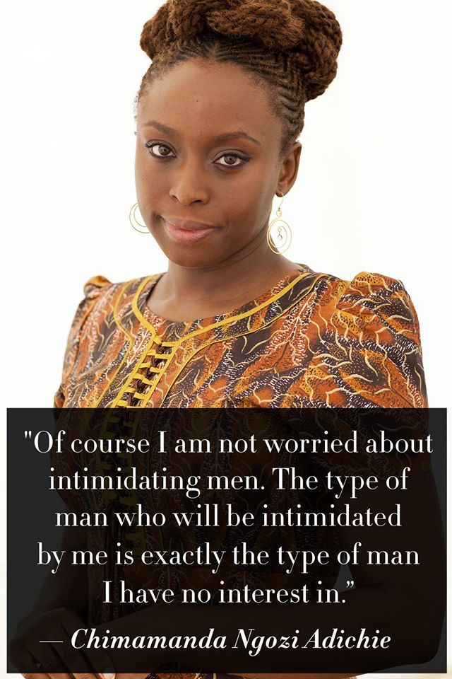 Women enjoy intimidating men