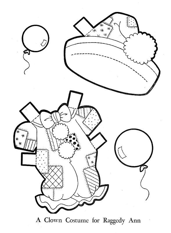 Paper Doll coloring pages Bing Images Arielle Gabriel