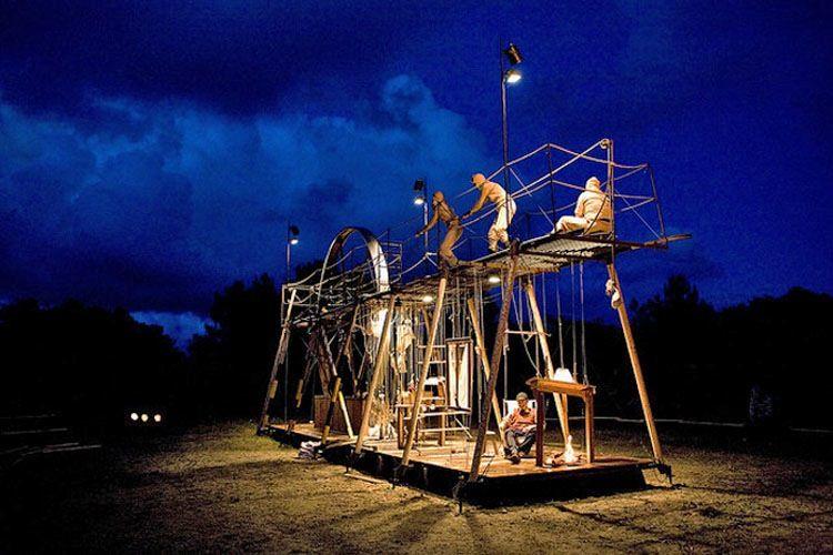 Schraapzucht - Tuig - Kendal Mintfest 2010