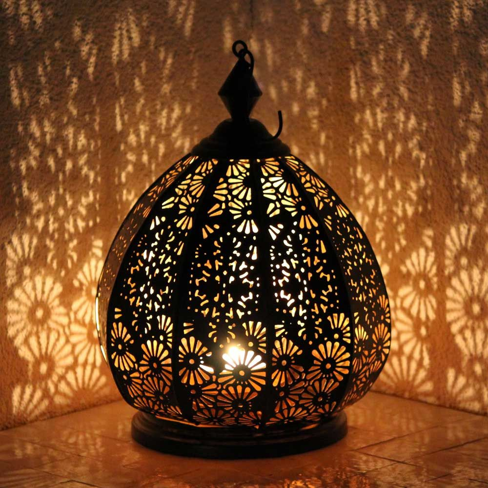 Orientalisches Windlicht Saloni Fur Garten Balkon Und Terrasse Windlicht Laterne Kerzen Dekorieren Orientalische Windlichter