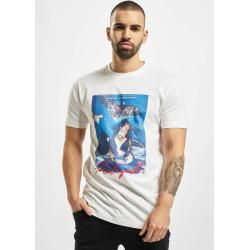 Merchcode T-Shirt Männer Aaliyah One In A Million in weiß Merchcodemerchcode #aaliyahfashion