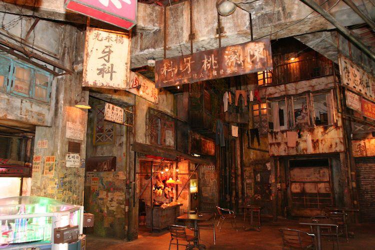 Japan S Most Weird And Wonderful Places 都市景観 九龍城砦 九龍