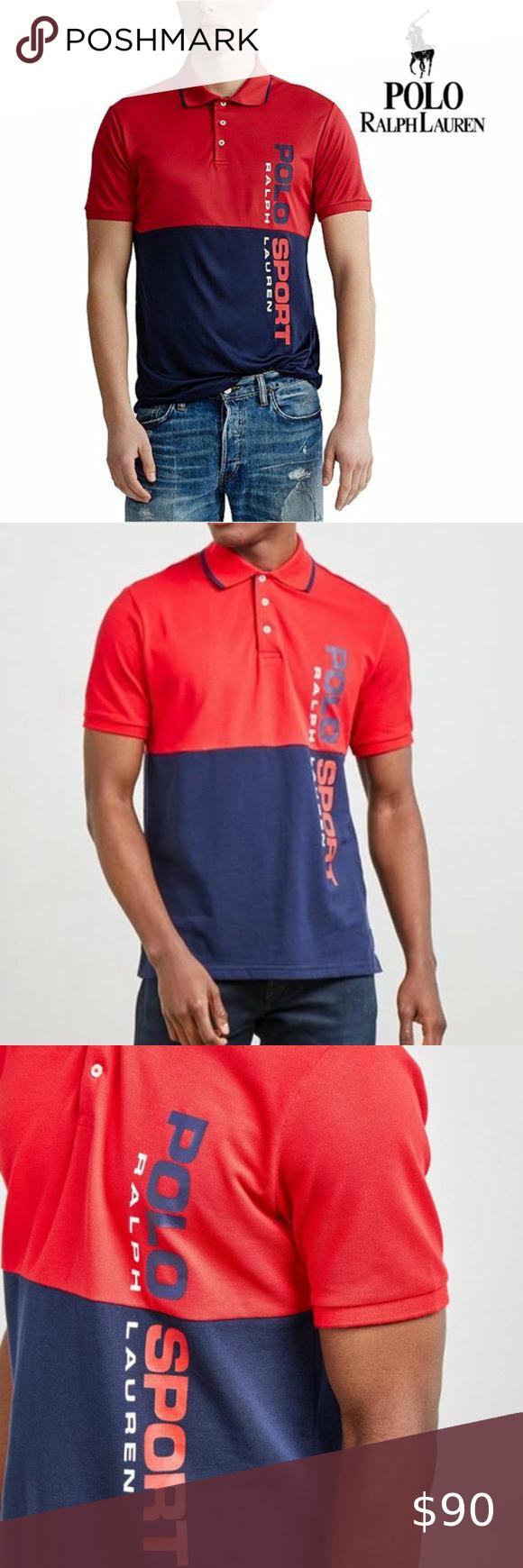 Polo Ralph Lauren Polo Sport Logo Polo Shirt In 2020 Polo Ralph Lauren Ralph Lauren Sports Logo