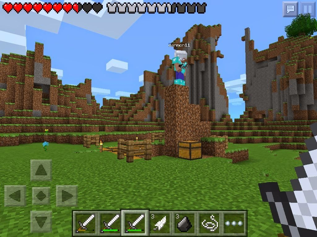 teaching change over time with minecraft