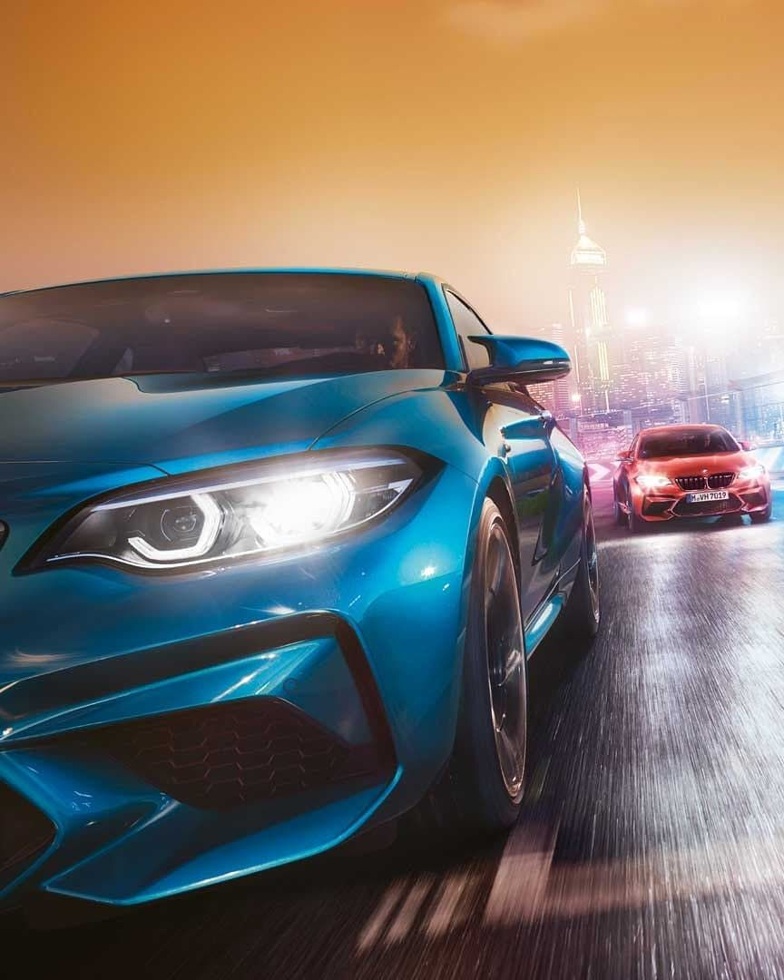Get Your Game On The All New Bmw M2 Competition Bmw M2 Bmwm