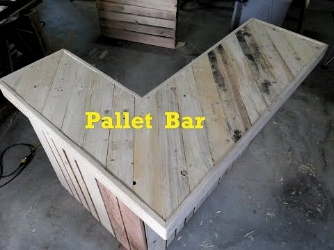 Terry In The Garage Pallet Bar Part 1 Youtube Bar Garage Garden Shed Design Garden Shed Diy Garden Shed Ideas Pallet Bar Diy Diy Home Bar Pallet Bar