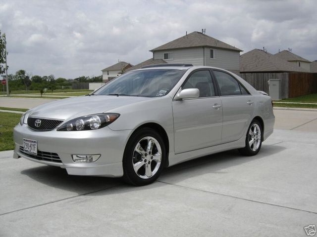 Picture Of 2005 Toyota Camry Exterior Camry Toyota Camry Toyota