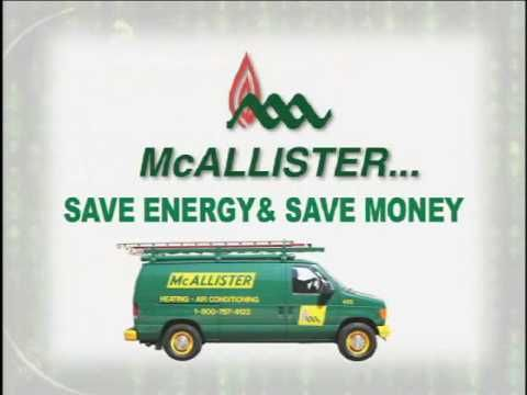 McAllister The Service Company - Save Energy with a Hybrid Energy Reduction System