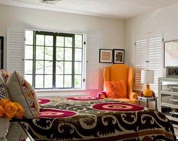 Highland Street Residence   Eclectic   Bedroom   Boston   Jill Litner Kaplan  Interiors