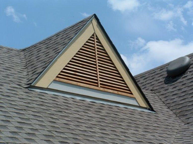 Different Types Of Attic Vents Attic Vents Attic Ventilation