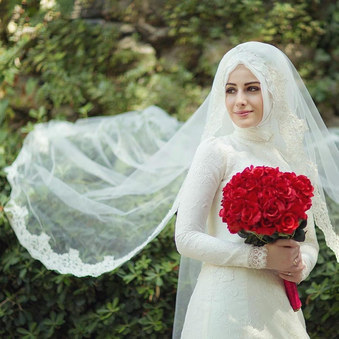 düğün #bekirsozak #wedding #istanbul | Muslim Bridal Hijab(Niqab ...