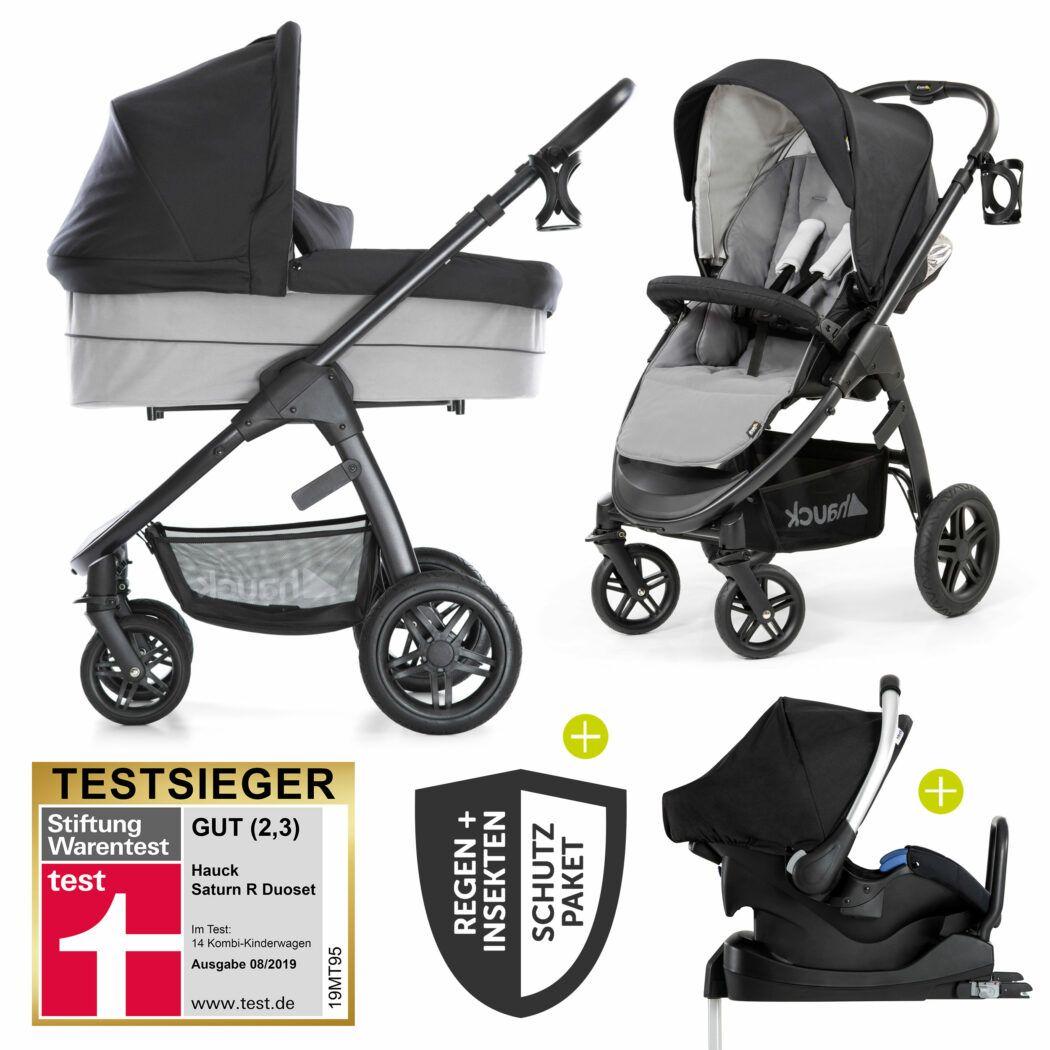 Hauck Saturn R Der Testsieger Im Test Babyartikel De Magazin In 2020 Kinderwagen Set Kinder Wagen Kinderwagen