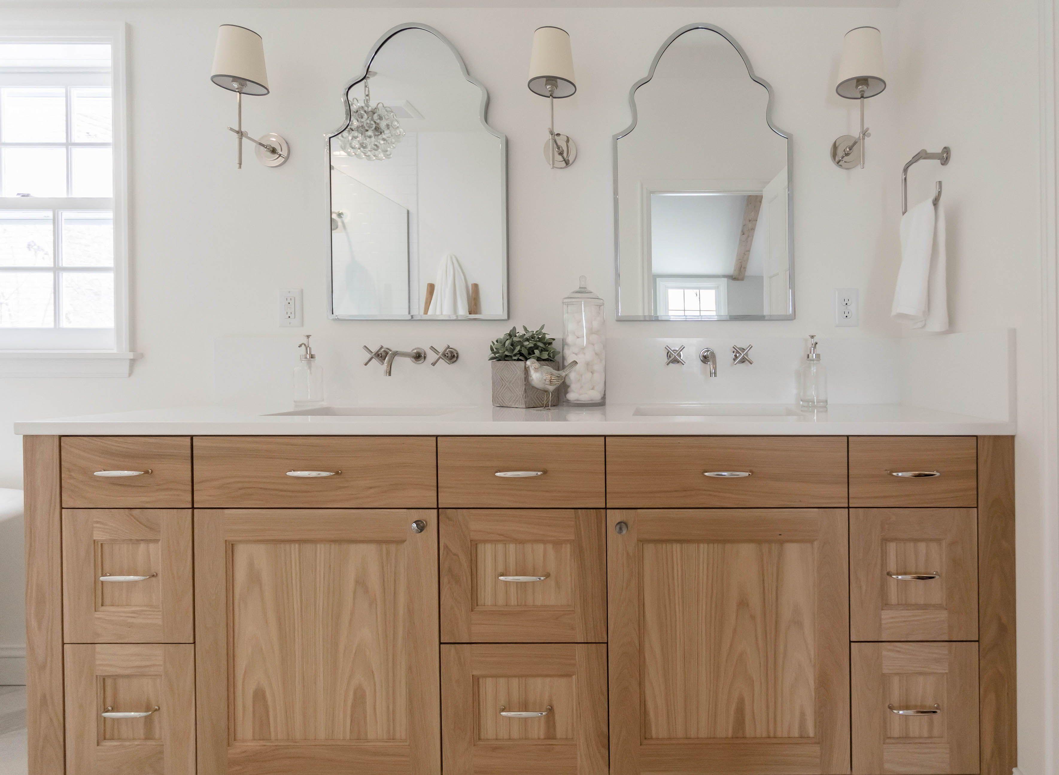 26+ Custom oak vanity best