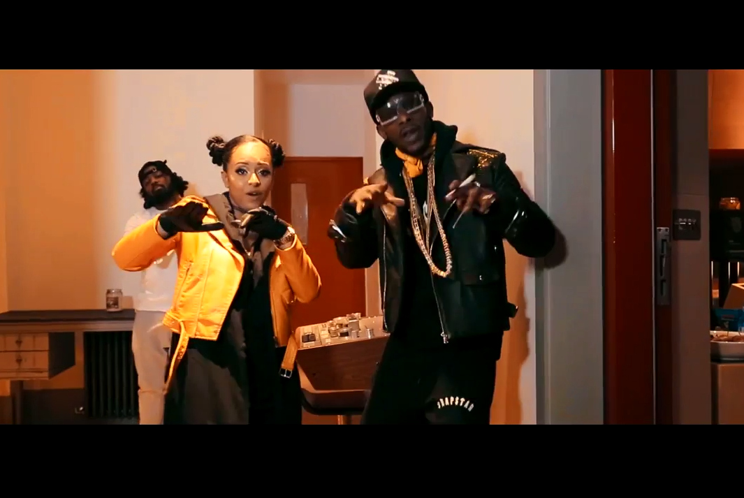 Paigey Cakey Taps Ayo Beatz Akelle Tizzy Brandz & Yung Fume For Down (Remix) Video  Paigey Cakey recruits Ayo Beatz Akelle Tizzy Brandz and Yung Fume for the remix to her track Down. Released late last year Miss Paigey enlist some of hottest mcs out there to give Down the remix treatment.