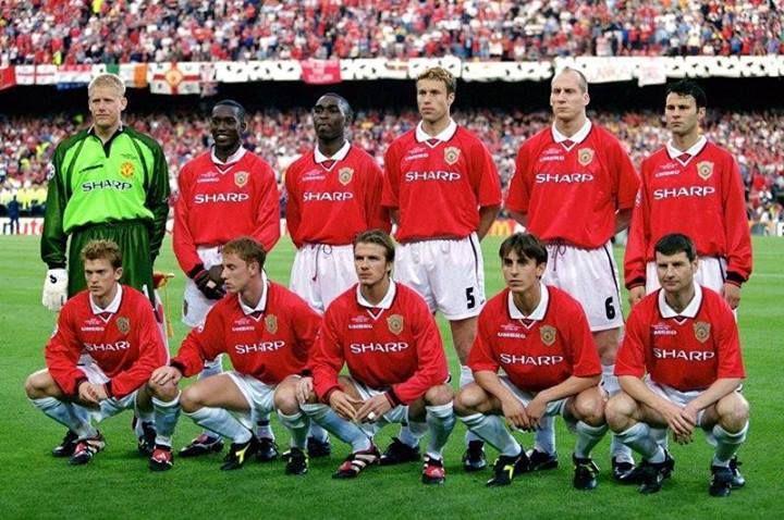 26 May 1999 Camp Nou Barcelona Futbol Chelsea Manchester United