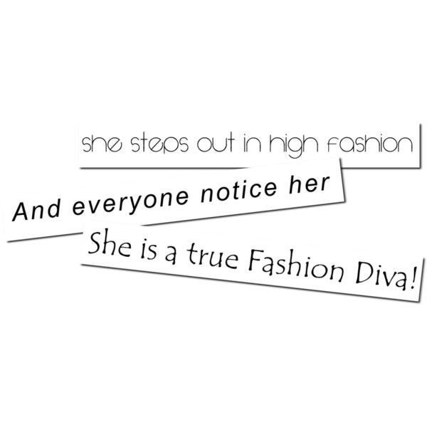 Text Tag ❤ liked on Polyvore