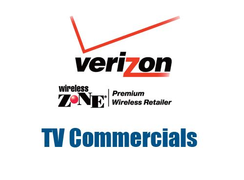 Wireless Zone TV Commercial Board Cover