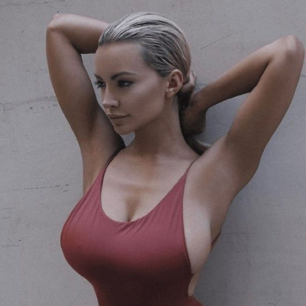 The most beautiful woman with big natural breast #tits