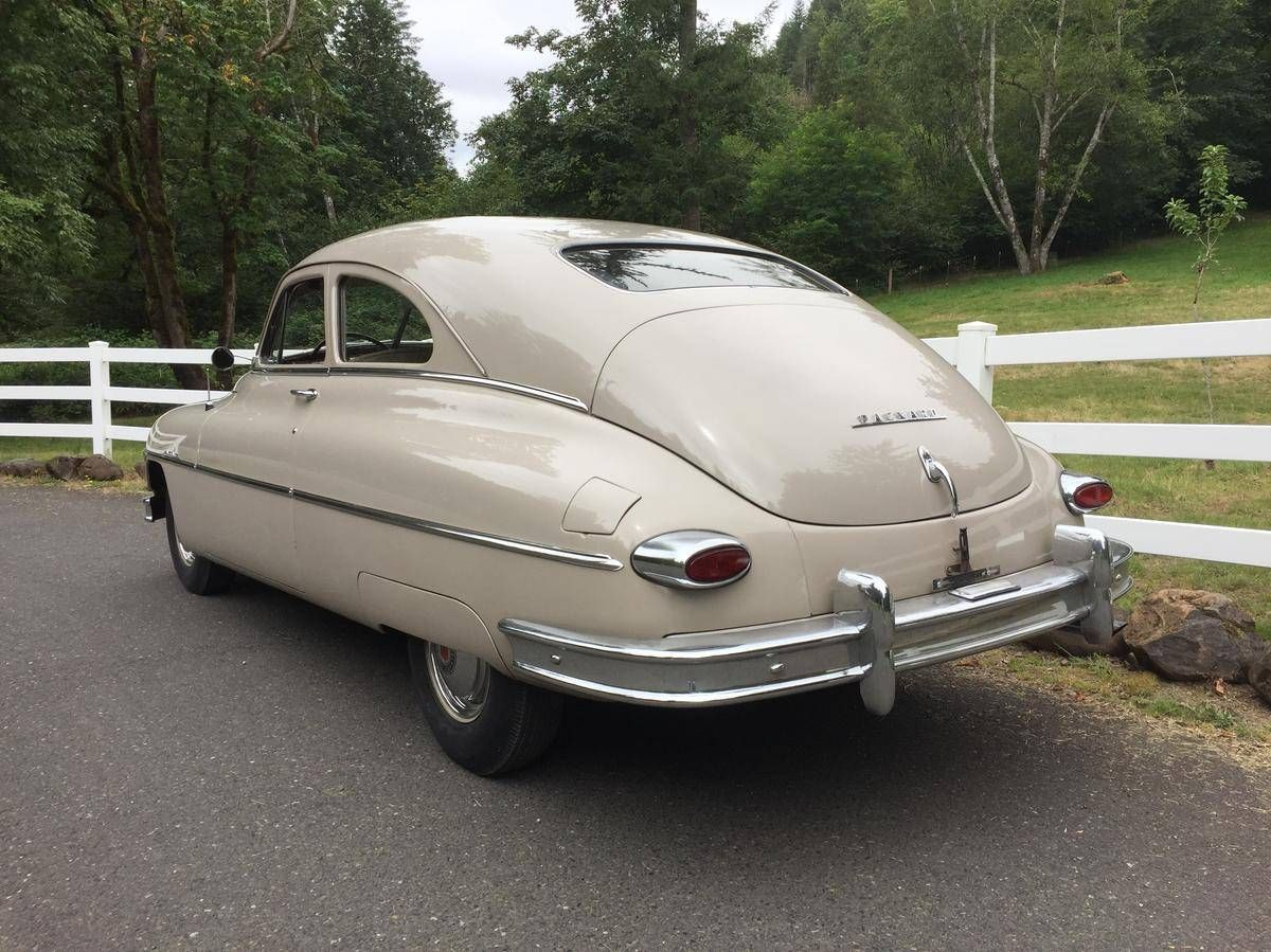 1949 Packard Club Coupe | Old Rides 4 | Pinterest | Classifieds cars ...