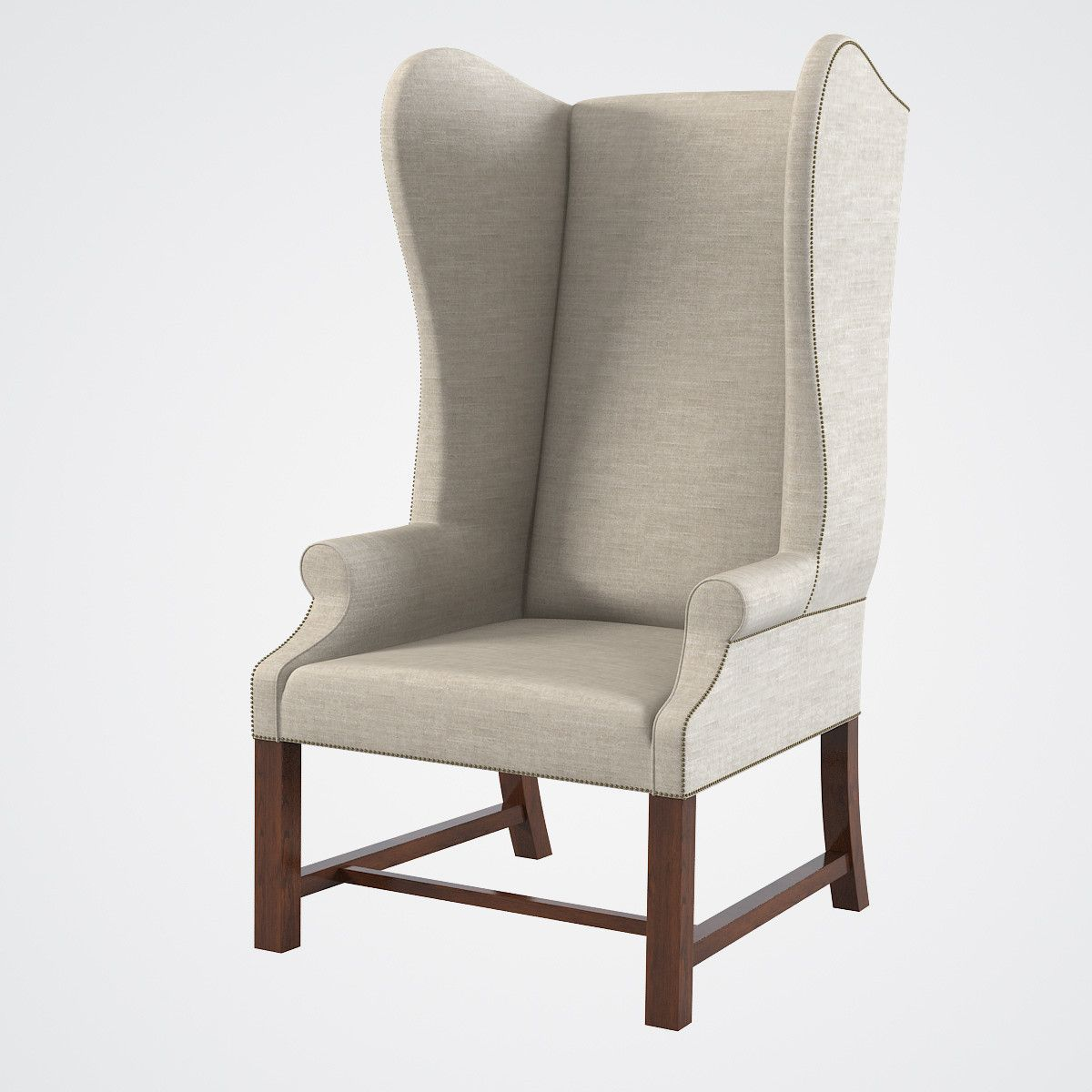 Chair option for beside console high back change out fabric