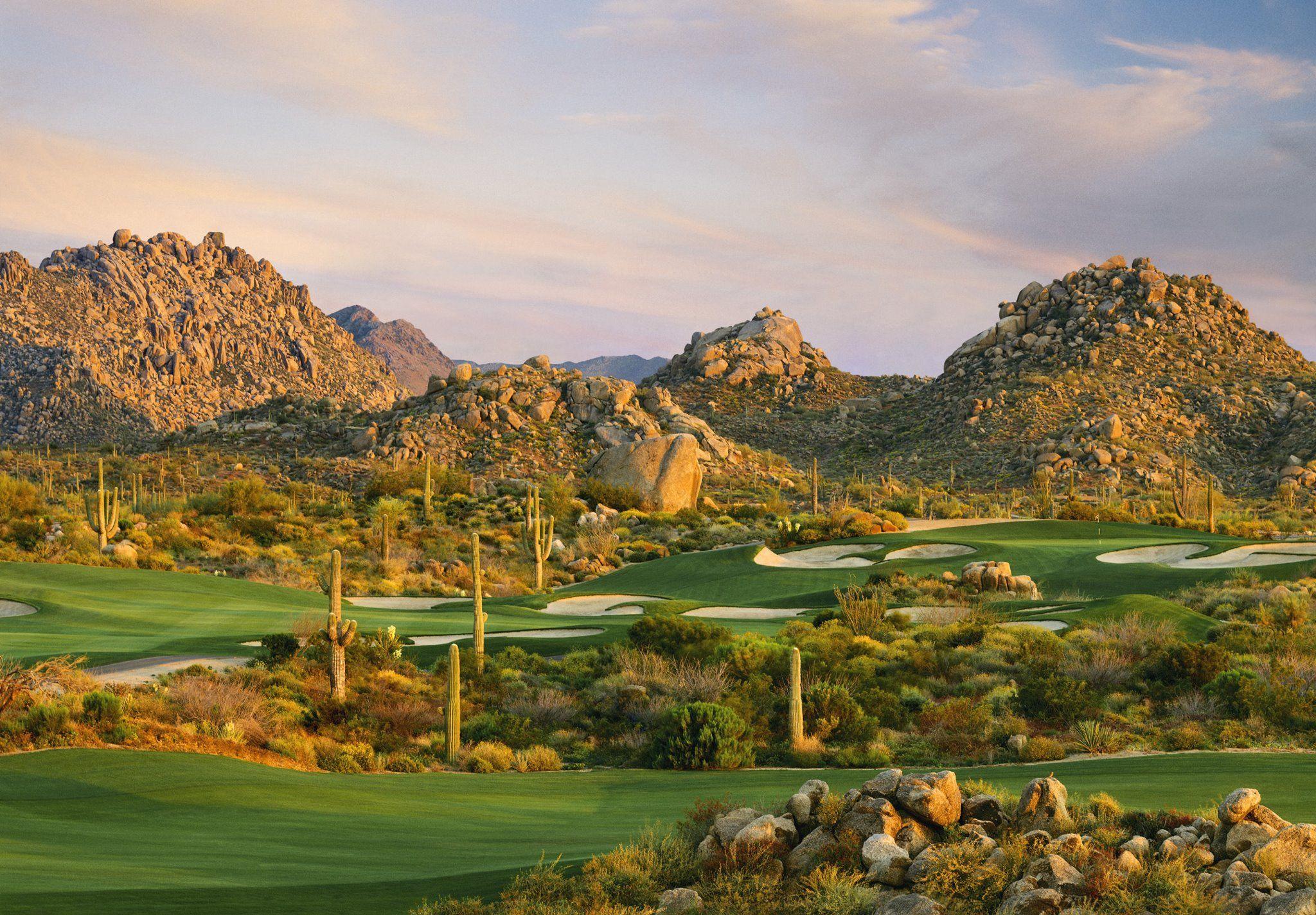 Troon North Golf Club Scottsdale Az With Images Golf Courses Top Golf Courses Golf