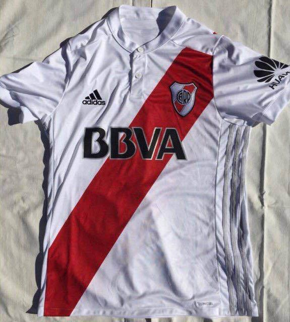 UPDATE  River Plate 2017-18 Home c5eab948d