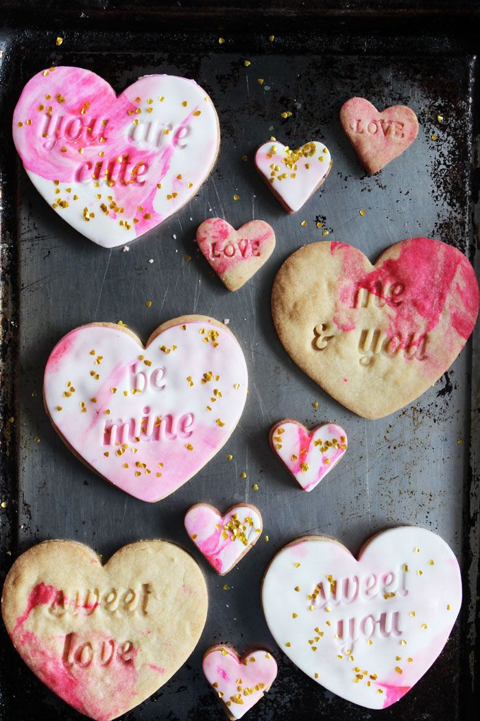 Bake St Valentines Day Pinterest Cookies Valentine Cookies