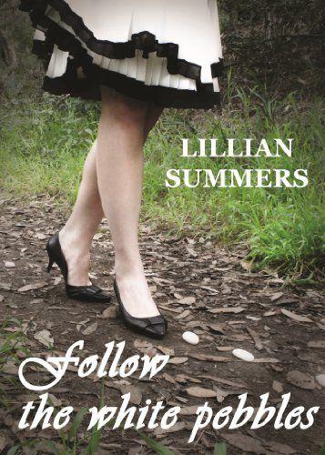 Follow the white pebbles by Lillian Summers, http://www.amazon.com/dp/B00EDRTQEC/ref=cm_sw_r_pi_dp_xjvisb0D2BMN9