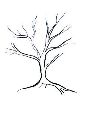 how to draw family tree