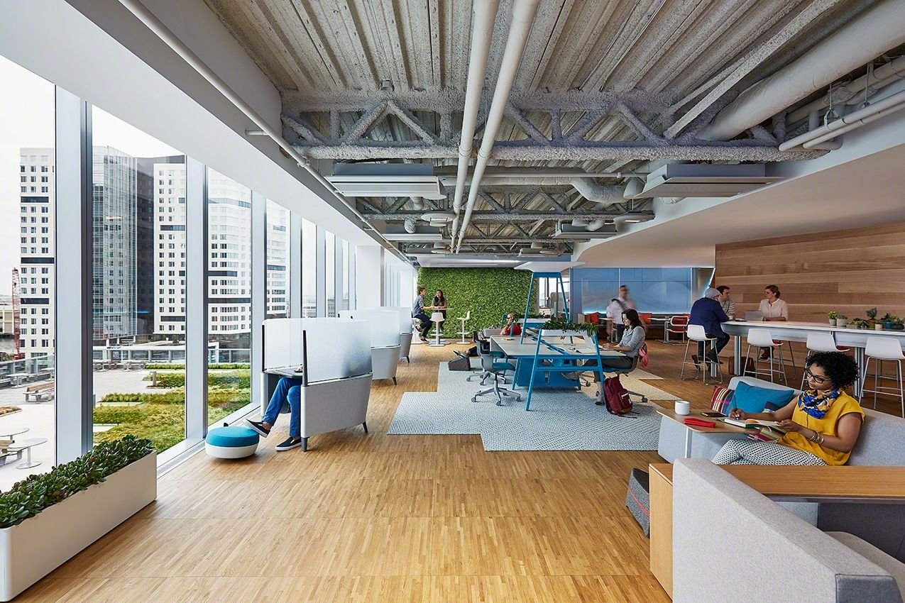 Create Great Spaces Inspire Great Work Workspace Design