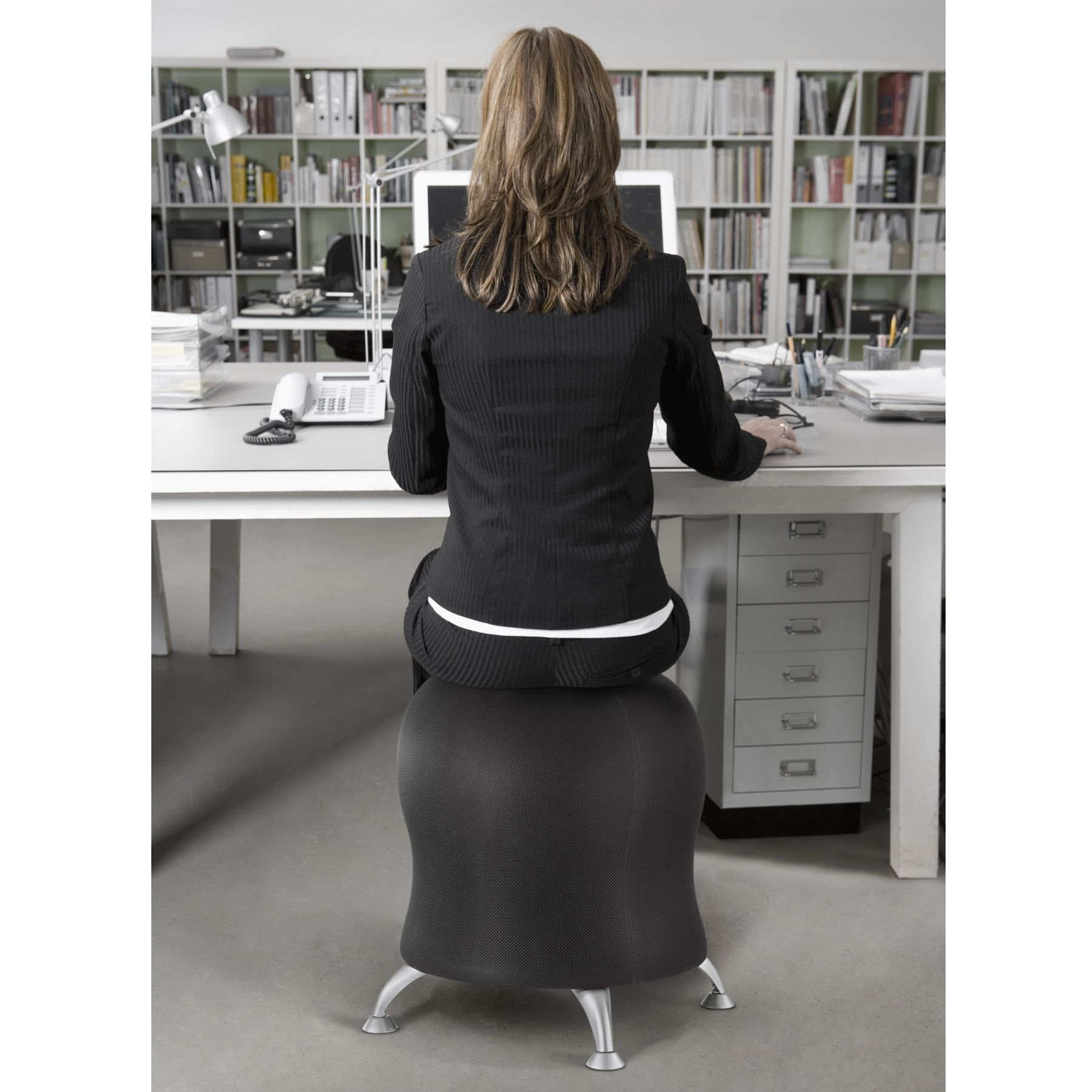 Safco Products Zenergy Ball Chair Www Safcoproducts Com