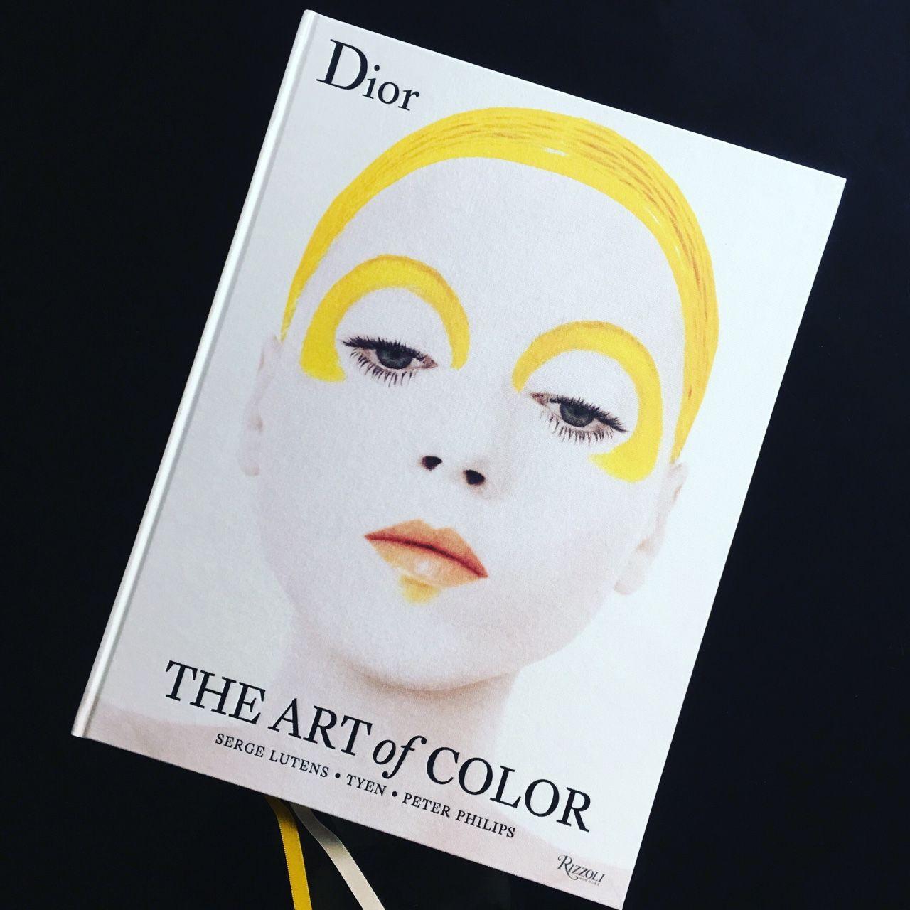 The art of color book - Dior The Art Of Color New Book Finalmente Mio Non Vedevo L