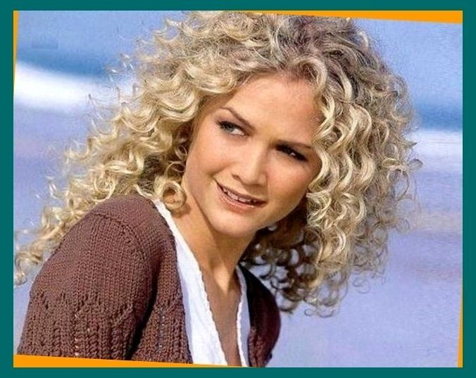 Spiral Perms On Pinterest Permed Long Hair Short Perm And