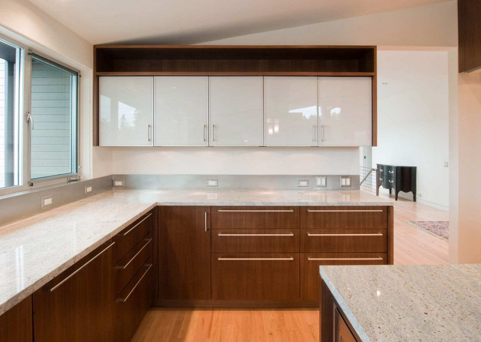 Fashion Proof Material Palettes Build Blog Grey Countertops Gray Stained Cabinets Staining Cabinets