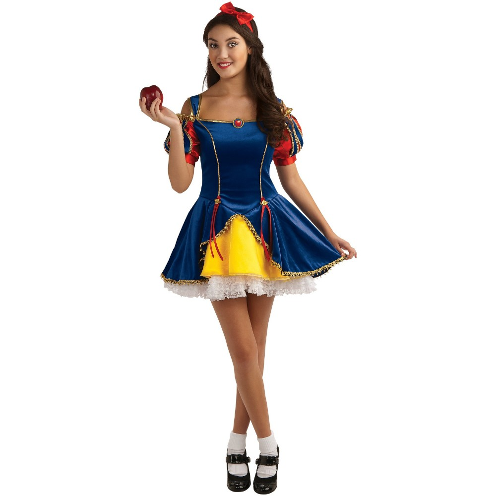 Disney Junior\u0027s Snow White Costume One Size Fits Most