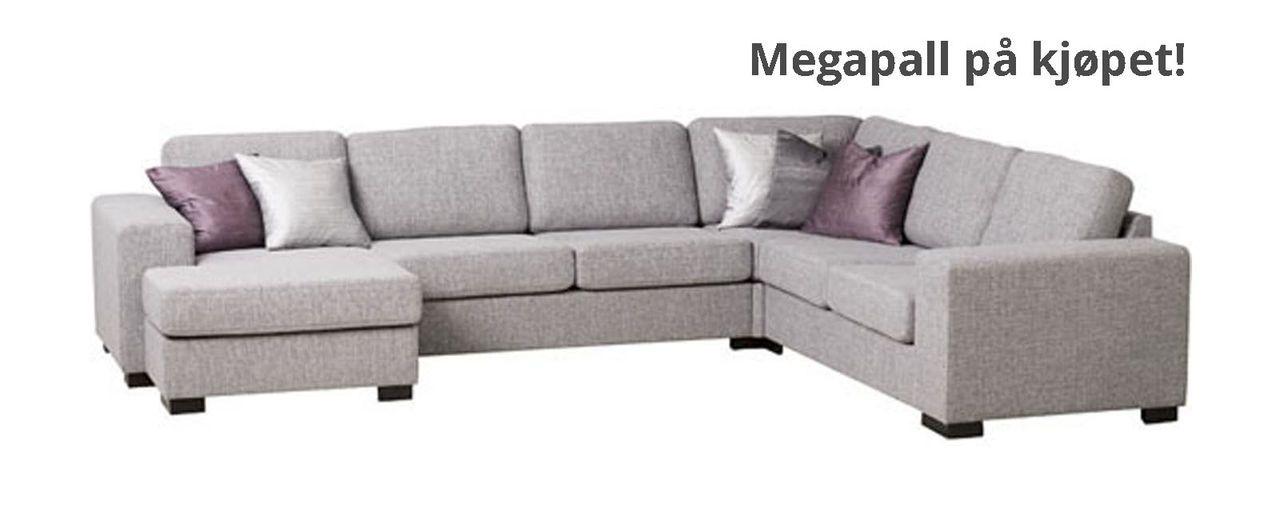 Ekstra SATURDAY Hjørnesofa | Stue | Sofa, Couch og Furniture NN-04