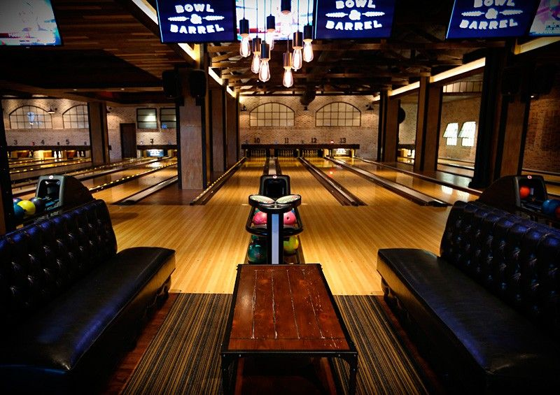 15 Bowling Alleys Luxury Style Ideas Bowling Alley Bowling Bowling Center