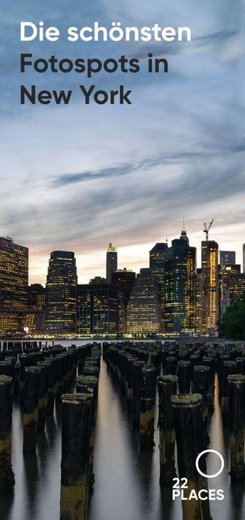 Die besten Fotospots in New York