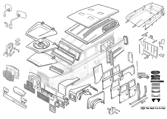 92 Range Rover Parts And Diagrams Free Download Diagrams