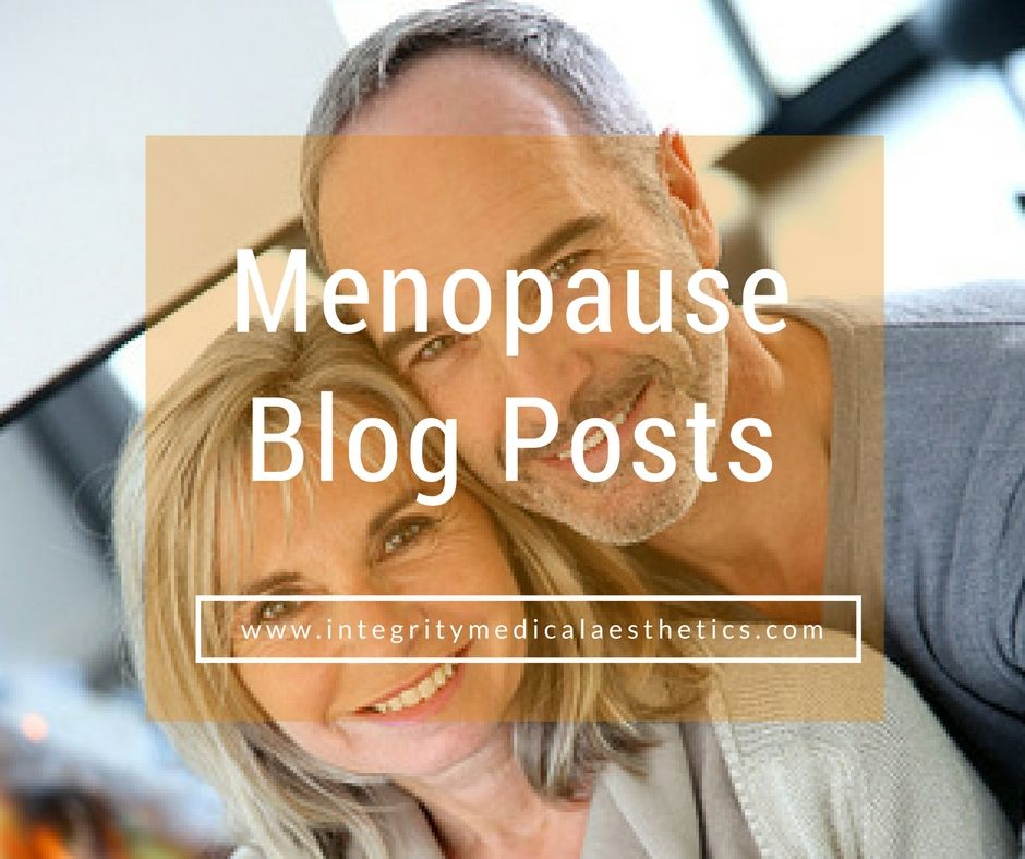 Vaginal dryness sex pain menopause