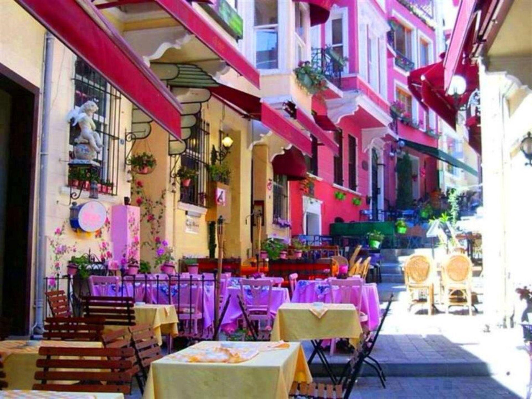 اجمل الشوارع في اسطنبول