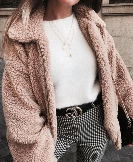 Photo of 39 Cozy and cute winter outfit with legging – Fashion – #Fashion # Gemü …