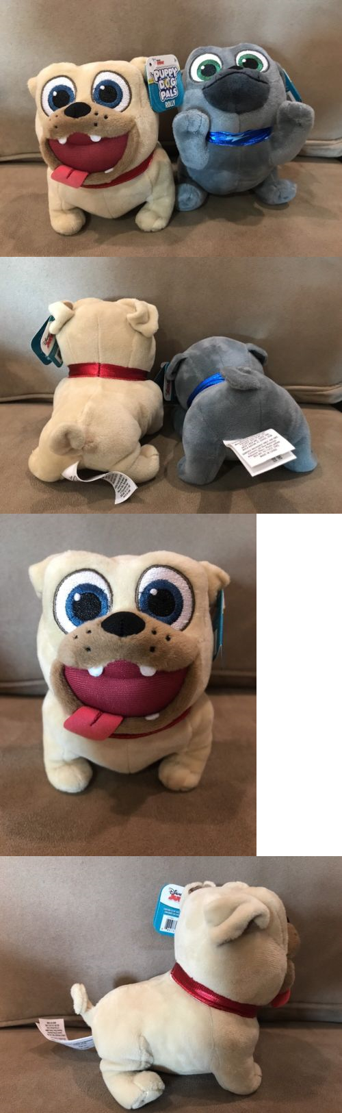 Other Tv Movie Character Toys 2622 Disney Junior Puppy Dog Pals