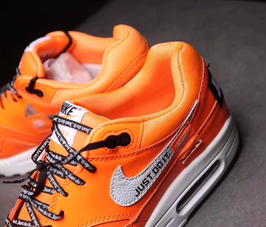 Nike Air Max 1 Just Do It Orange Release Date