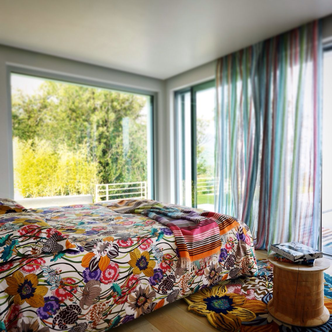Missonihome new bad linen collection missoni home pinterest
