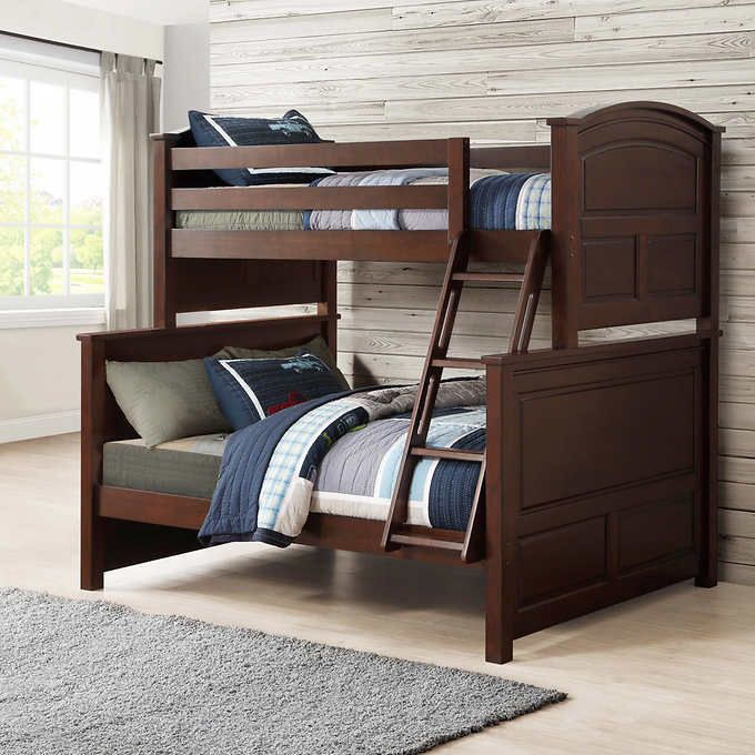 Best Bayside Furnishing Twin Over Full Bunkbed Bunk Beds Bayside Furnishings Full Bunk Beds 400 x 300