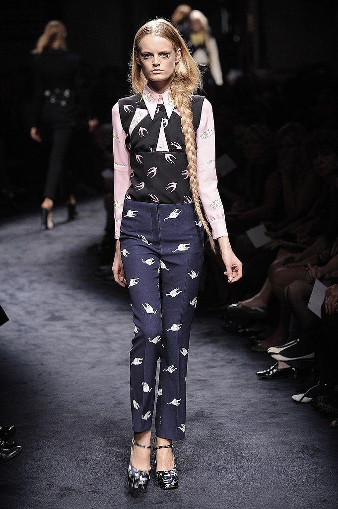 Paris Fashion Week: Miu Miu Spring 2010