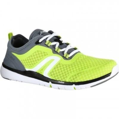 #fitness #walking #shoes #green #mens #soft #limeMen's Fitness Walking Shoes Soft 540 - Lime Green